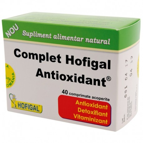 Complet Antioxidant 40cp Hofig