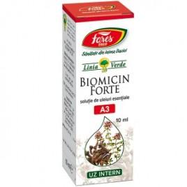 Ulei Biomicin Forte 10ml Fares