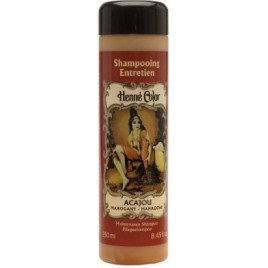 Sampon Henna Acaju Intretinere 250ml Glo