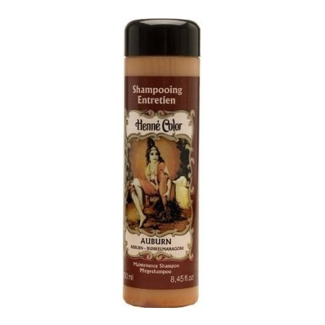 Sampon Henna Ruginiu Intretinere 250ml