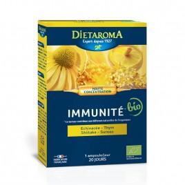 Imunitate Fiole Buvabile Bio 20fiole a 10ml Dietaroma