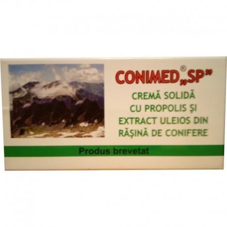 Supozitoare cu propolis si conifere Conimed SP 10 buc x 1.5g Elzin Plant