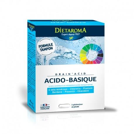 DrainAcid 60cps Dietaroma