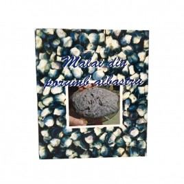 Malai din porumb albastru 500gr Minifari