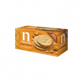 Biscuiti de Ovaz cu Ghimbir 200g Nairn`s