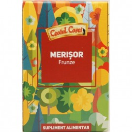 Ceai din Frunze - Merisor 50 g Ceaiul Casei