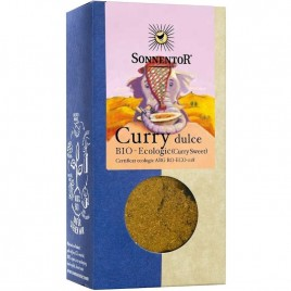 Condiment Curry Dulce Bio 50g Sonnentor