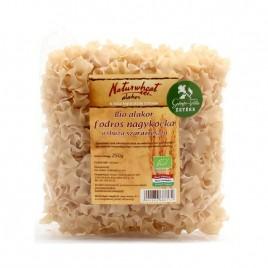 Paste din Alac Patrate Ondulate Bio 250g Naturwheat
