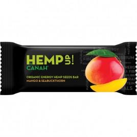 Baton Hemp Up - Canepa cu Mango si Catina Bio 48g Canah