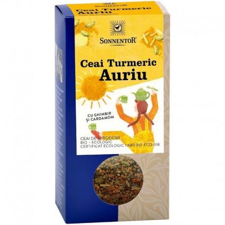 Ceai din Plante - Turmeric Auriu Bio 120g Sonnentor