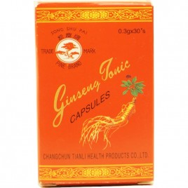 Capsule Ginseng Tonic 30cps Changchun Tianli Health Products
