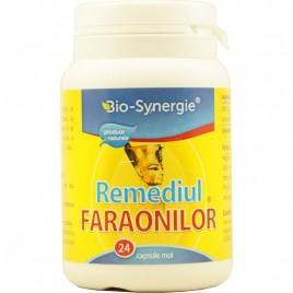 Capsule Remediul Faraonilor 24 cps Bio-Synergie