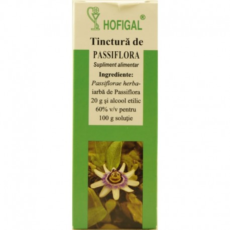 Extract Hidroalcoolic Passiflora 50ml Hofigal