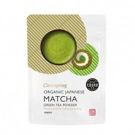 Ceai Verde Matcha - Eco 40g Clearspring