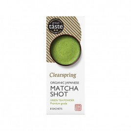 Ceai Verde Matcha - Eco 8g Clearspring