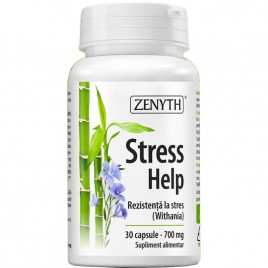 Stress Help Zenyth Pharmaceuticals 30 cps