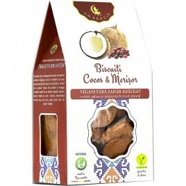 Biscuiti Vegani Cocos Merisor 150g Hiper Ambrozia