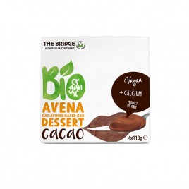 Desert Bio din Ovaz cu Cacao 4 x 110g The Bridge