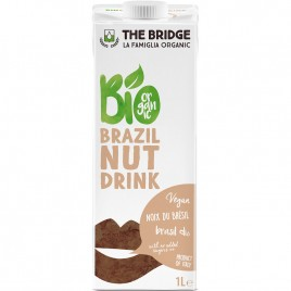 Bautura de Nuci Braziliene Bio 1l The Bridge