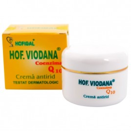 Crema Antirid Hof Viodana Coenzima Q10 50ml Hofigal