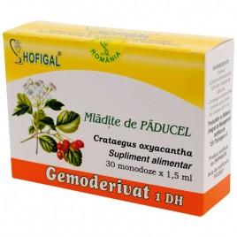 Hofigal Gemoderivat 1DH Mladite de Paducel 30monodozeX1.5ml