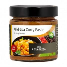 Pasta Curry Mild Goa Bio 175g Cosmoveda