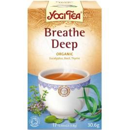 Ceai Respiratie Profunda Bio 17dz Yogi Tea