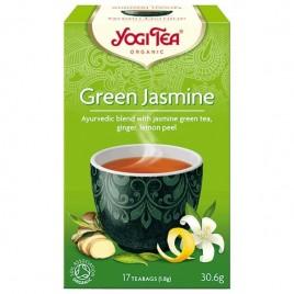 Ceai Verde-Iasomie - Eco 17dz Yogi Tea