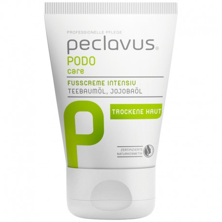Crema pentru picioare peclavus PODOcare Intensiv Ulei Tea Tree-Jojoba 30ml