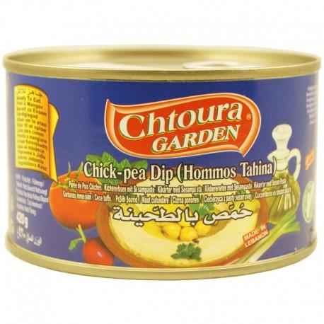 Hummus Tahina 420g Chtoura Garden