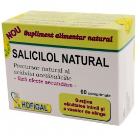 Salicilol Natural 60 cpr Hofigal