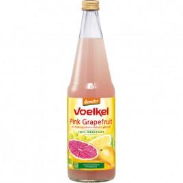 Suc de Grapefruit Roz Bio Demeter 700ml Voelkel