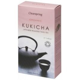 Ceai verde Kukicha Bio 20dz Clearspring