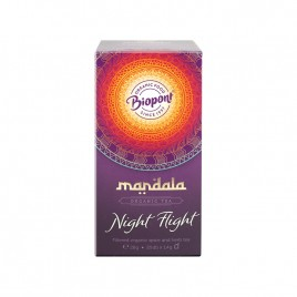 Ceai Mandala Night Flight Bio 20d