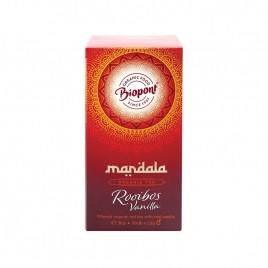 Ceai Mandala Rooibos Vanilie 20dz