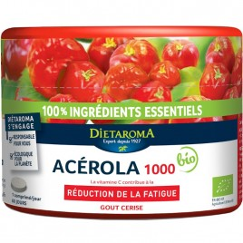 Acerola 1000mg Bio 60cmp Dietaroma