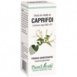 Produs Gemoterapic - Mladite Caprifoi 50ml Plantextrakt