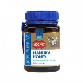 Miere Manuka MGO 400 500g Manuka Health