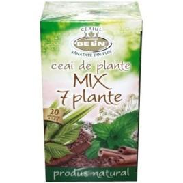 Ceai Mix 7 Plante Dz Belin