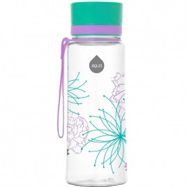 Sticla fara BPA Flower 400ml Equa