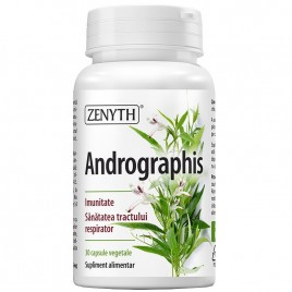Capsule Andrographis 30cps Zenyth Pharmaceuticals