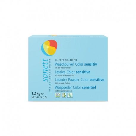 Detergent pentru Rufe Neutru Praf Bio 1.2kg Sonett