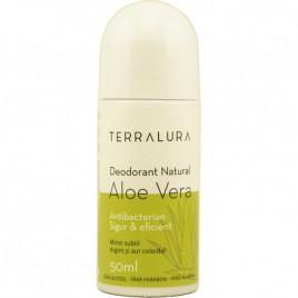 Deodorant Roll-on Aloe Vera 50ml Terralura