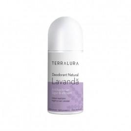 Deodorant Roll-on Lavanda 50ml Terralura