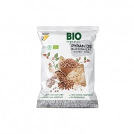 Chipsuri fara Gluten Piramide – Hrisca Orez Mei Bio 25g Popcrop