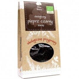 Condiment Piper Negru Boabe Bio 50g Dary Natury