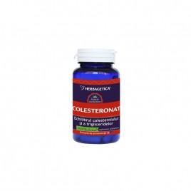 Capsule Herbagetica Colesteronat 60cps