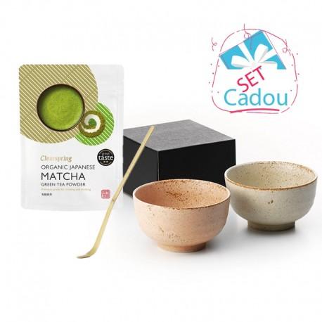 Mathca Tea set