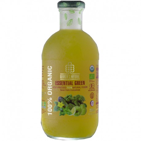 Suc Essential Green Bio 300ml Georgias Natural