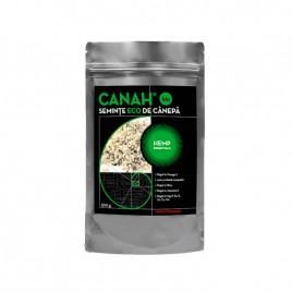 Seminte de Canepa Decorticate Bio 300g Canah